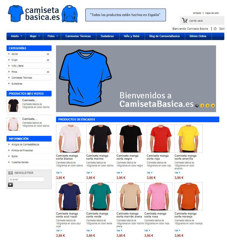 Camisetabasica